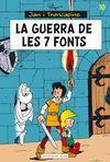 LA GUERRA DE LES 7 FONTS