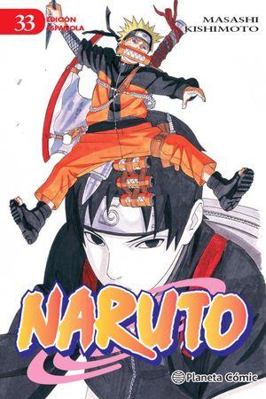 NARUTO Nº33/72