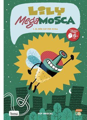 LILY MEGA MOSCA CAT