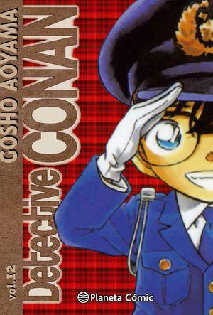 DETECTIVE CONAN Nº12 (NUEVA EDICION)