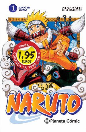 MM NARUTO CATALÀ Nº 01 1,95