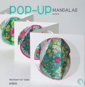 POP-UP MANDALAS NATURA