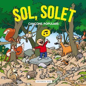 SOL, SOLET. CANÇONS POPULARS