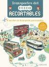 TRANSPORTES DEL MUNDO RECORTABLES