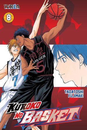 KUROKO NO BASKET 08