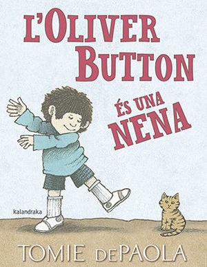 OLIVER BUTTON ES UNA NENA, L' - CATALA