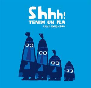 SHHH! TENIM UN PLA (CARTÓN)