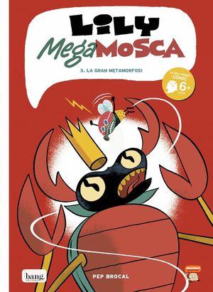 LILY MEGAMOSCA, VOL.3