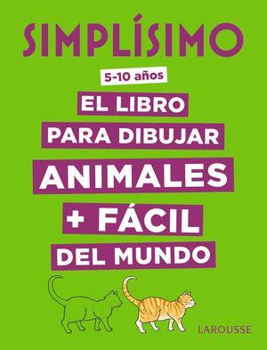 SIMPLÍSIMO. DIBUJAR ANIMALES