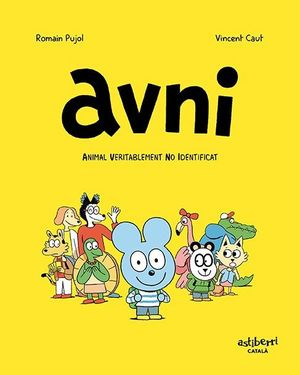 AVNI. ANIMAL VERITABLEMENT NO IDENTIFICAT (CATALÀ)