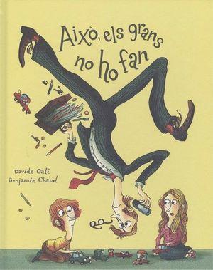 AIXO ELS GRANS NO HO FAN - CAT