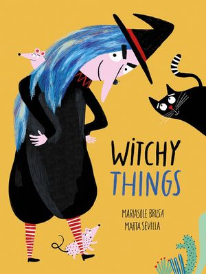 WITCHY THINGS - ING