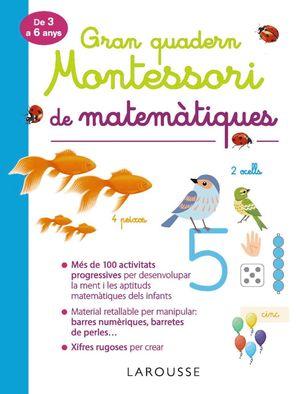 QUADERN MONTSSSORI MATEMÀTIQUES 5