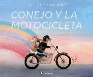 CONEJO Y LA MOTOCICLETA - CASTELLANO
