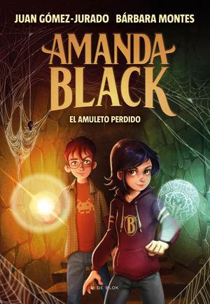 AMANDA BLACK 2. AMULETO PERDIDO, EL