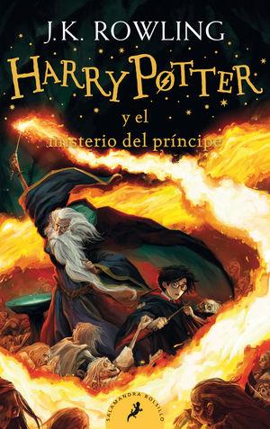 HARRY POTTER Y EL MISTERIO DEL PR?NCIPE