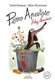 PERRO APESTOSO FELIZ NAVIDAD