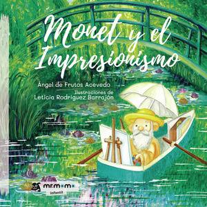 MONET Y EL IMPRESIONISMO
