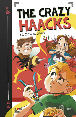 THE CRAZY HAACKS 10. COMPAS DEL UNIVERSO