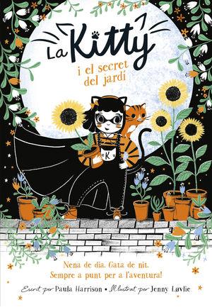LA KITTY I EL SECRET DEL JARD?