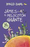 JAMES Y EL MELOCOTON GIGANTE (