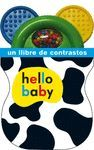 HELLO BABY - LLIBRE SONALL