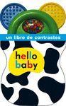 HELLO BABY - LIBRO SONAJERO