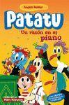 UN RATÓN EN EL PIANO