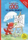 LLIBRE DE JOCS - EL PETIT DRAC COCO I EL CASTELL E