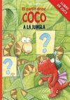 LLIBRE DE JOCS - EL PETIT DRAC COCO A LA JUNGLA