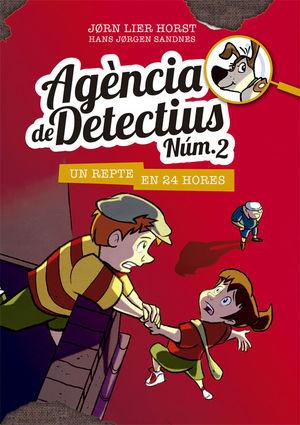 AGÈNCIA DE DETECTIUS NÚM. 2 - 3. UN REPTE EN 24 HO