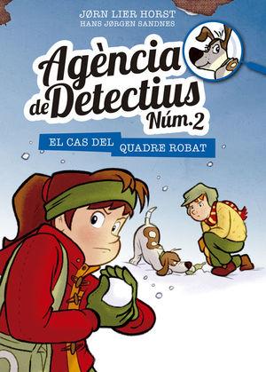 AGÈNCIA DE DETECTIUS NÚM. 2 - 4. EL CAS DEL QUADRE