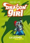 DRAGON GIRL. LA LEYENDA MALDITA