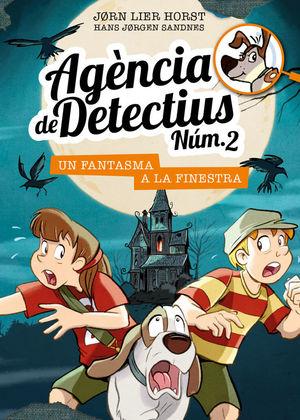 AGÈNCIA DE DETECTIUS NÚM. 2 - 10. UN FANTASMA A LA