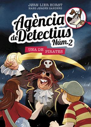 AGÈNCIA DE DETECTIUS NÚM. 2 - 11. UNA DE PIRATES