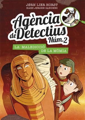 AGÈNCIA DE DETECTIUS NÚM. 2 - 12. LA MALEDICCIÓ DE
