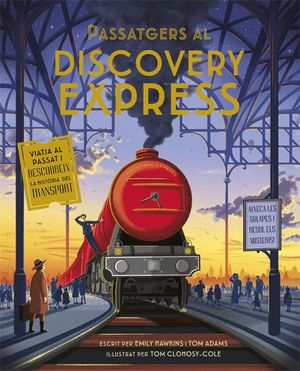 PASSATGERS AL DISCOVERY EXPRESS