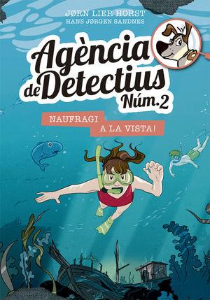 AGÈNCIA DE DETECTIUS NÚM. 2 - 13. NAUFRAGI A LA VI