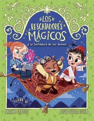 LOS RESCATADORES MÁGICOS 9. LA TOSTADORA DE LOS DE