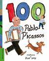 100 PABLO PICASSOS CAT