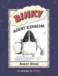 BINKY, AGENT ESPACIAL (CAT)