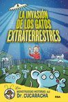 LA INVASIÓN DE LOS GATOS EXTRATERRESTRES