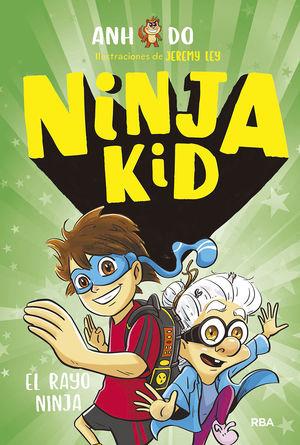 NINJA KID 3. EL RAYO NINJA