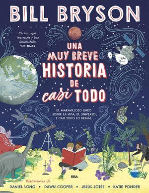 UNA MUY BREVE HISTORIA DE CASI TODO