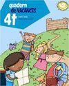 QUADERN DE VACANCES 4T.PRIMÀRIA - CICLE MITJÀ
