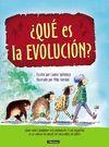 ¿QUÉ ES LA EVOLUCIÓN?