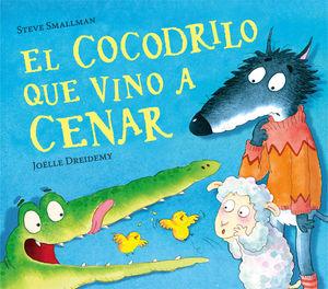 EL COCODRILO QUE VINO A CENAR (CAST)