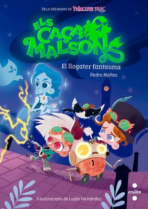 CACAMALSONS 01 EL LLOGATER FANTASMA