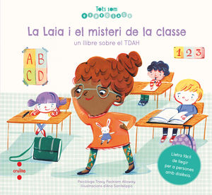 LA LAIA I EL MISTERI DE LA CLASSE