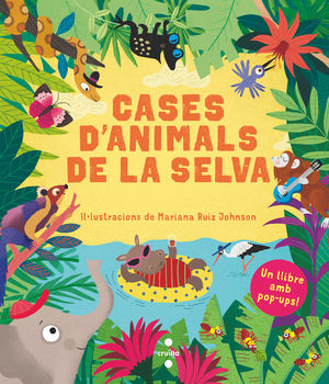 CASES D'ANIMALS DE LA SELVA
